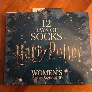 Accessories - Harry Potter 12 Days of Socks